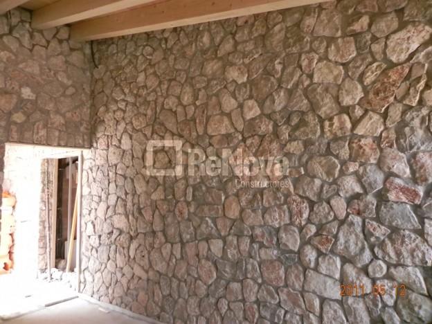 Piedra natural para interiores interesting piedra natural - Piedra natural para paredes interiores ...